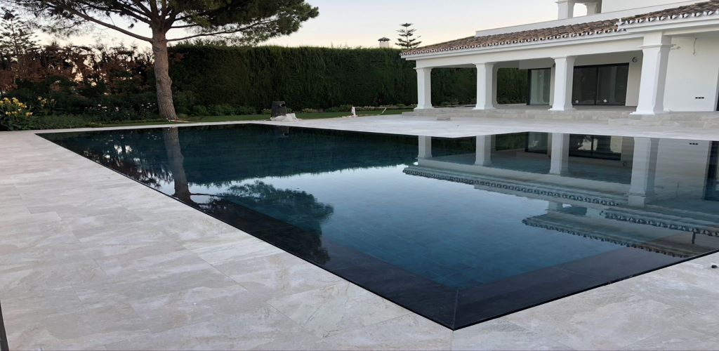 Pools in trend