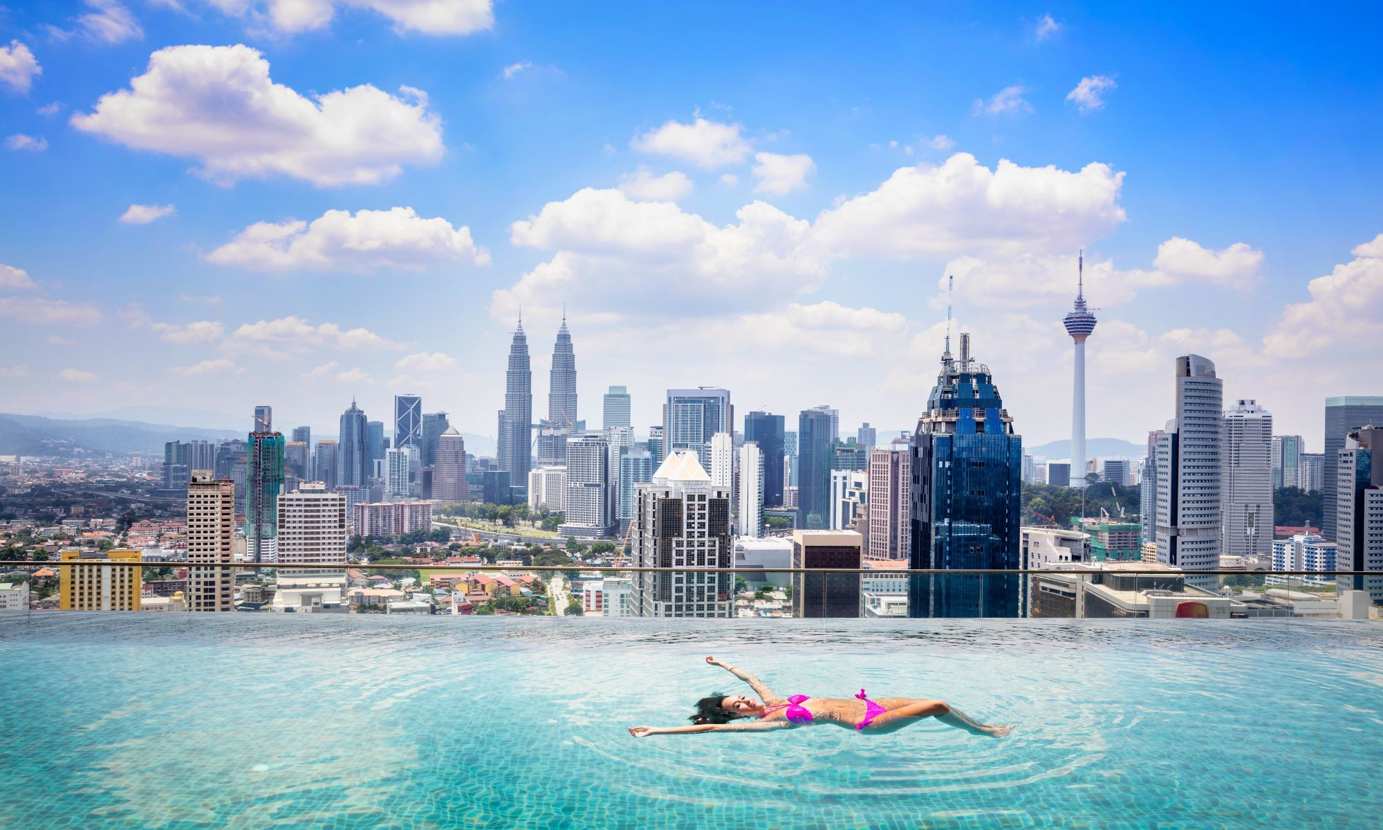 Rooftop pool, things to consider