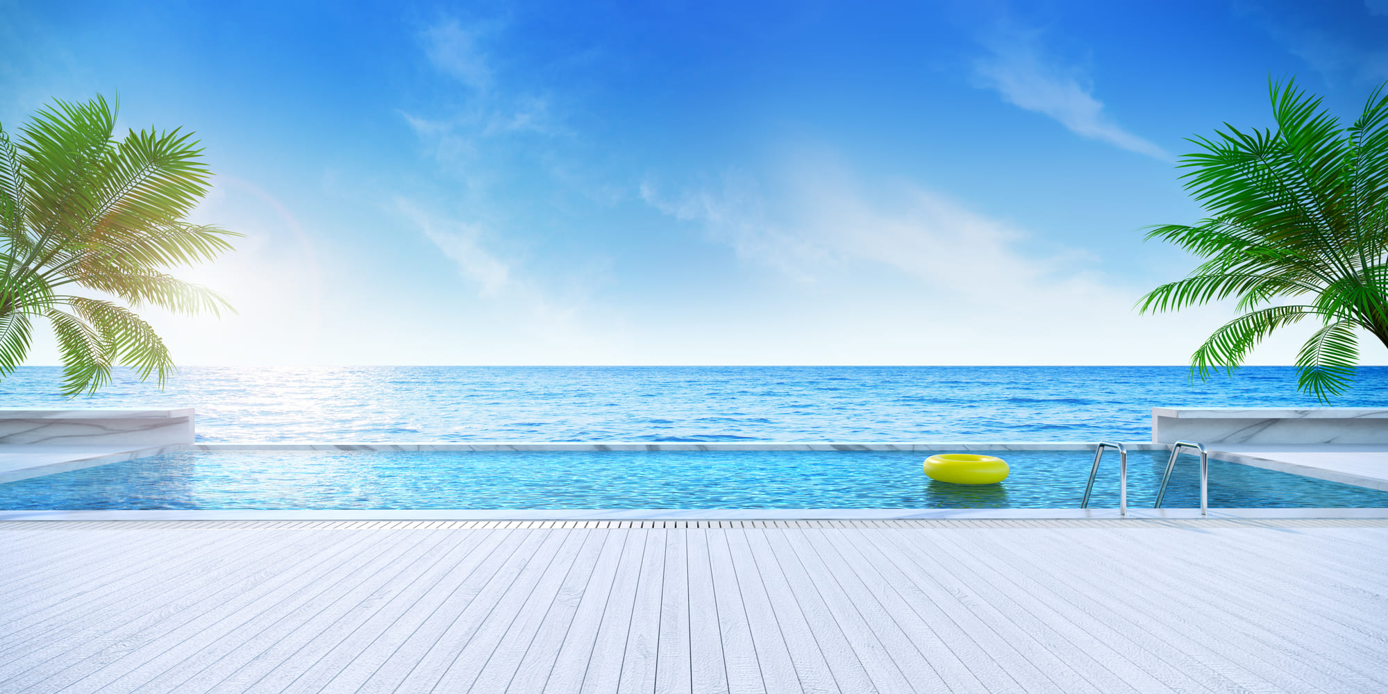 What minimum space do you need for a custom-made pool?