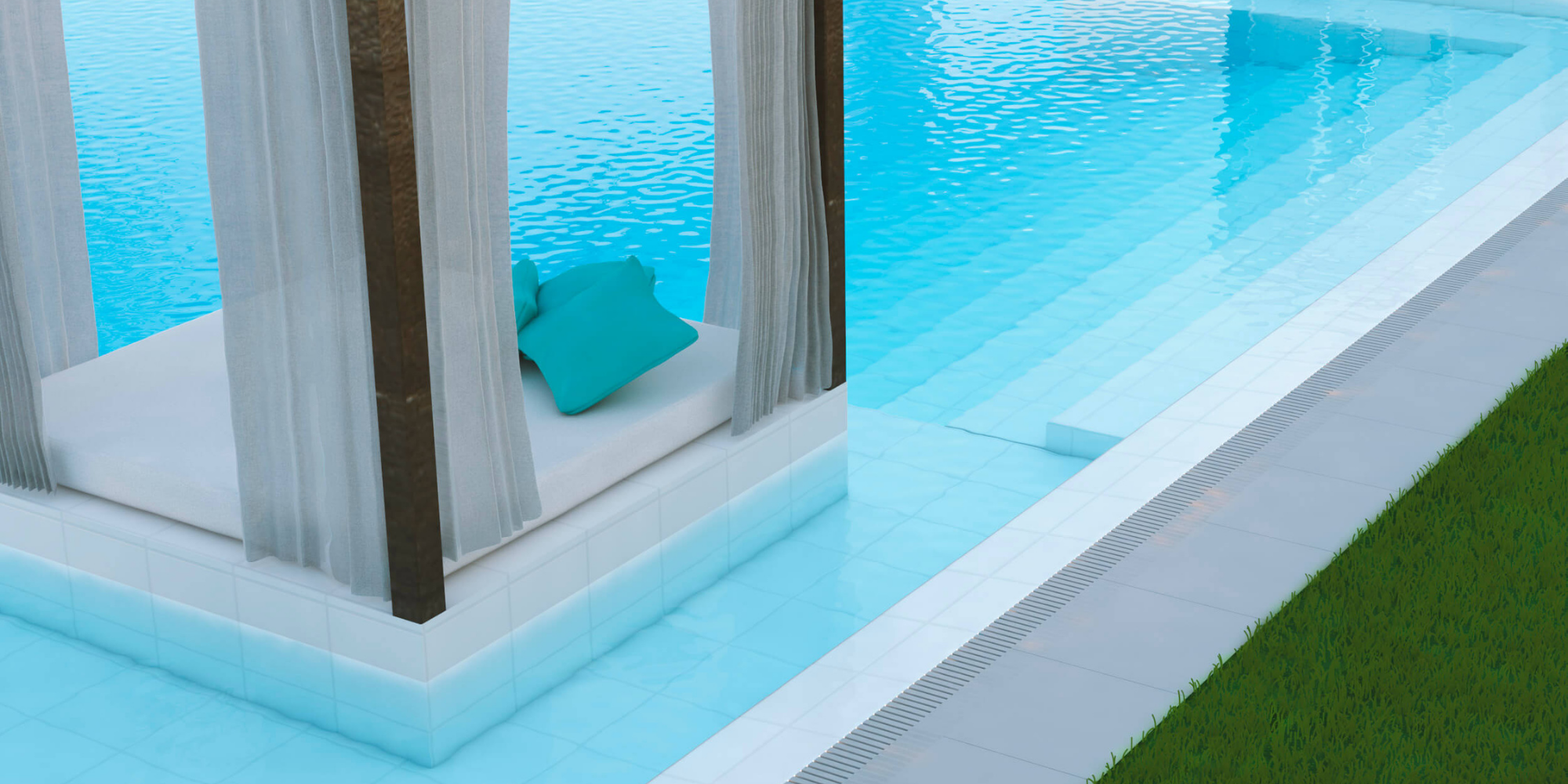 Platforms for Pools | NEW Trend in!