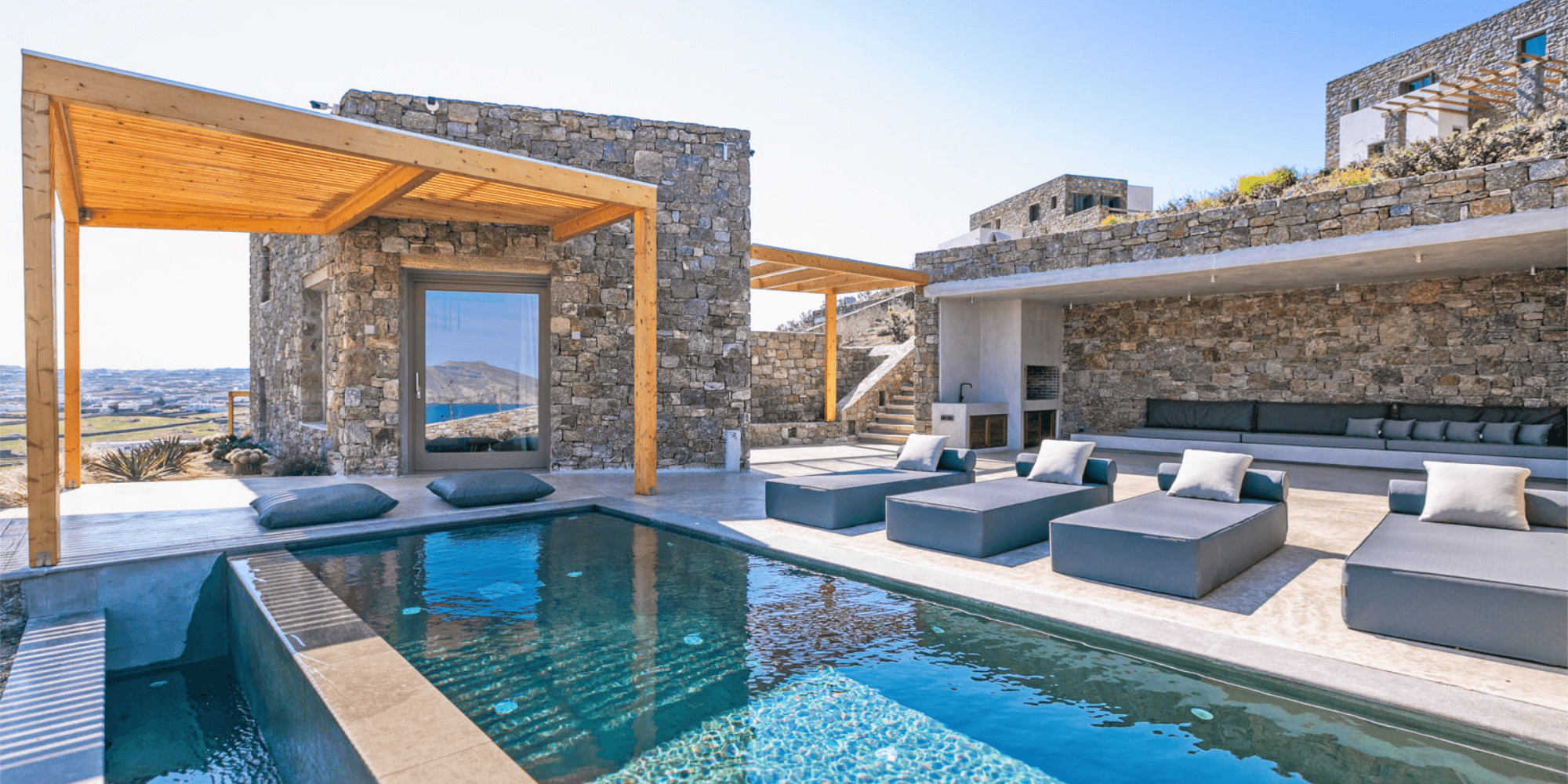Noble Materials for Pools – Eco Trend!